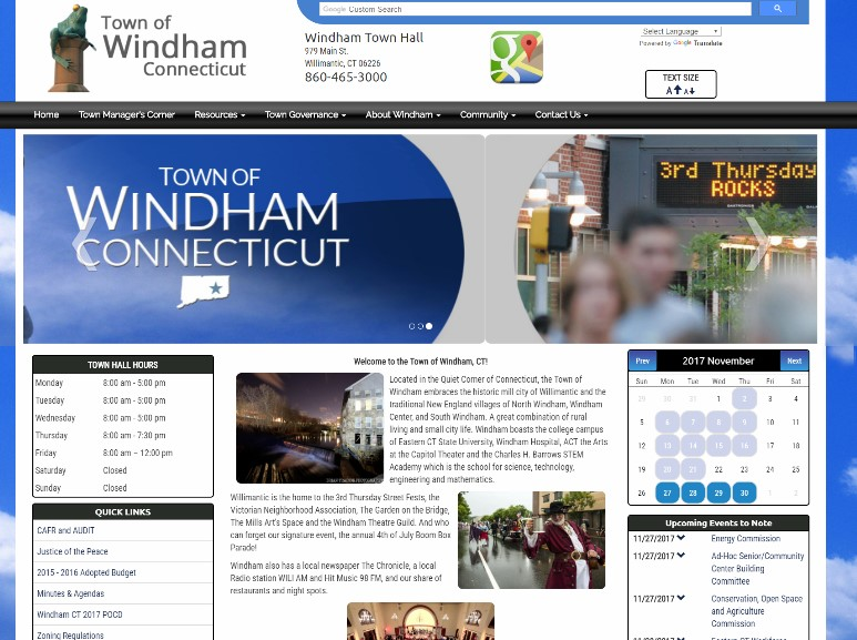 Town Of Windham Image