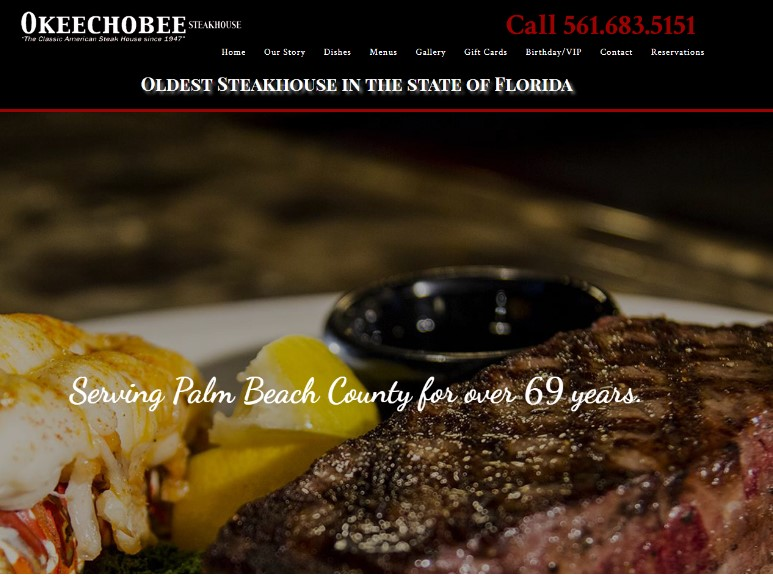 Okeechobee Steak House Image